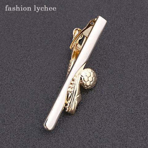 Music Note Motorcycle Saxophone Scissors Shape Copper Tie Clips Mens Suits Shirts Jewelry Accessories