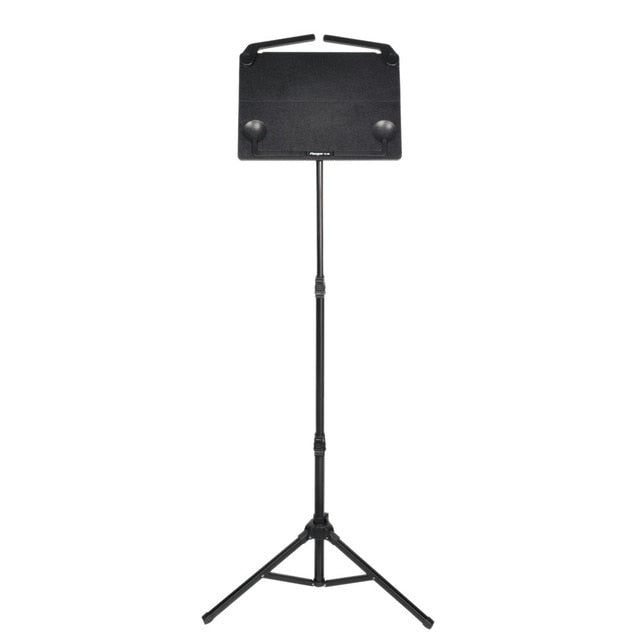 Black White Flanger FL-05 Professional Foldable  Music Note Stand  With Carrying Bag