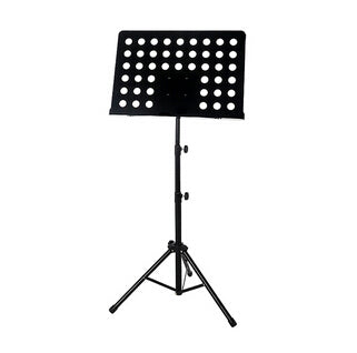 Image of 1pcs Foldable Lightweight iron Sheet Tabletop Music Stand Holder With Waterproof Carry Bag black/white/pink