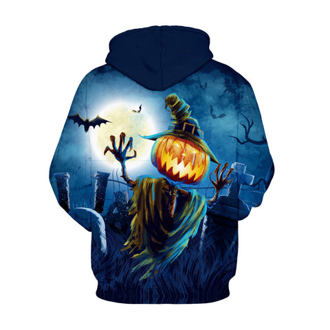 Image of Halloween Hoodies Sweatshirt Blouse