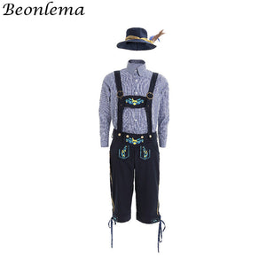 Oktoberfest Suit Beer Festival Fancy Dress For Men