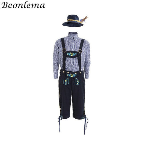 Image of Oktoberfest Suit Beer Festival Fancy Dress For Men