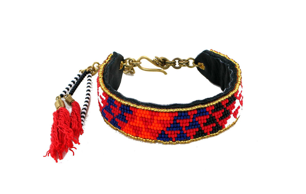 Baringo beaded bracelet