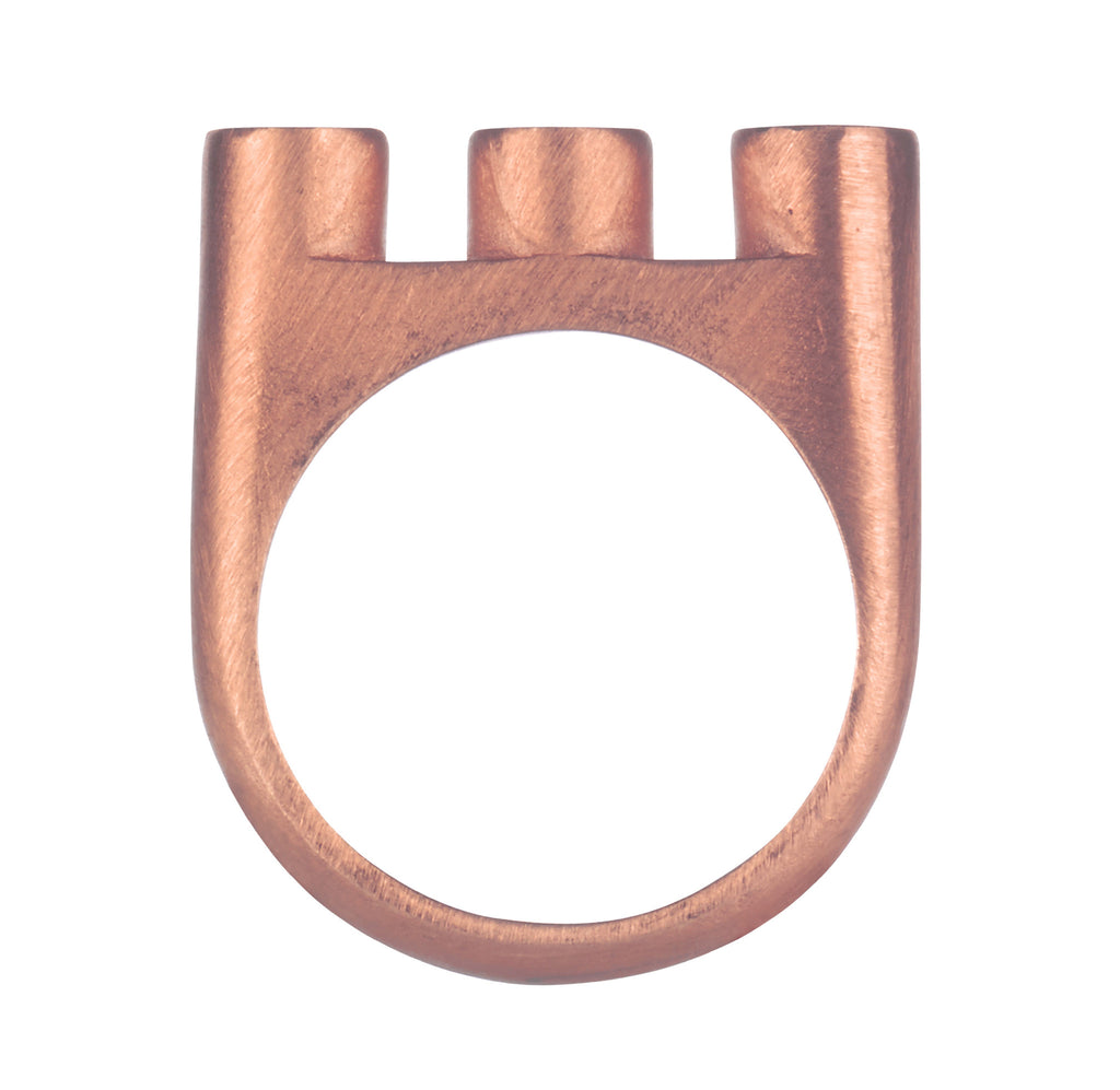 Clara Rose Gold ring