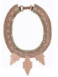Gloria Collar  Rose Gold