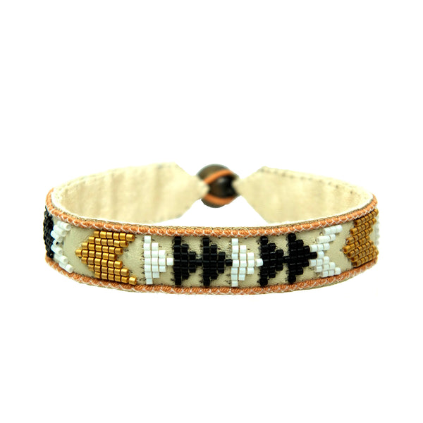 Molly Button Cuff