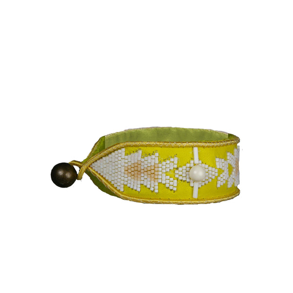 Karma Cuff Yellow
