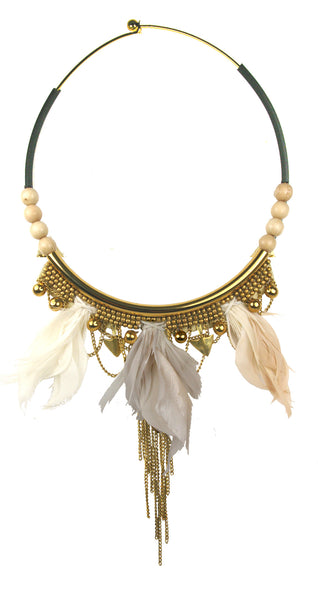 Wild Collar Gold Color