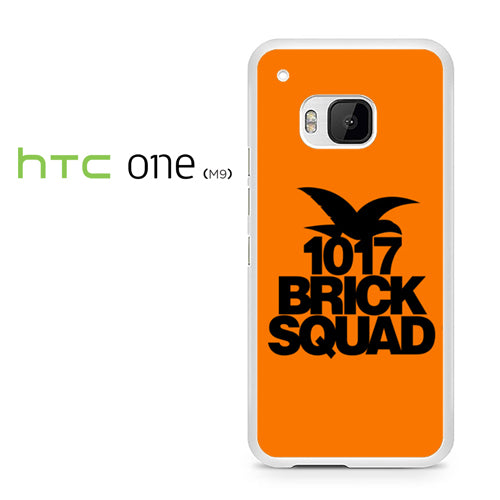 1017 brick squad - HTC ONE M9 Case - Tatumcase