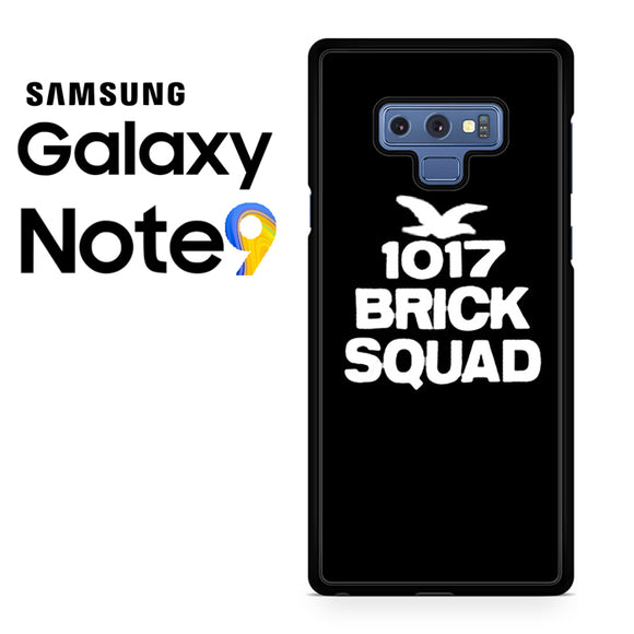 1017 bs - Samsung Galaxy NOTE 9 Case - Tatumcase