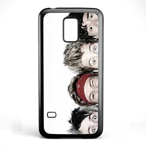 5 Second Of Summer Head TATUM-64 Samsung Phonecase Cover Samsung Galaxy S3 Mini Galaxy S4 Mini Galaxy S5 Mini