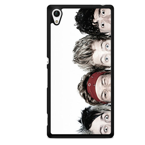5 Second Of Summer Head TATUM-64 Sony Phonecase Cover For Xperia Z1, Xperia Z2, Xperia Z3, Xperia Z4, Xperia Z5