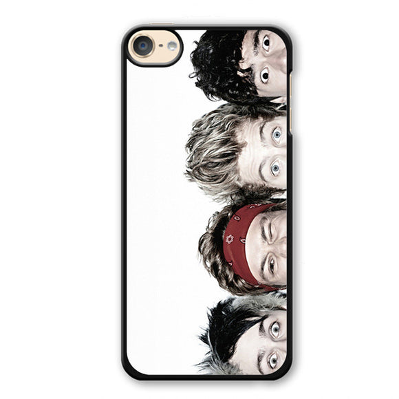 5 Second Of Summer Head TATUM-64 Apple Phonecase Cover For Ipod Touch 4, Ipod Touch 5, Ipod Touch 6 - tatumcase