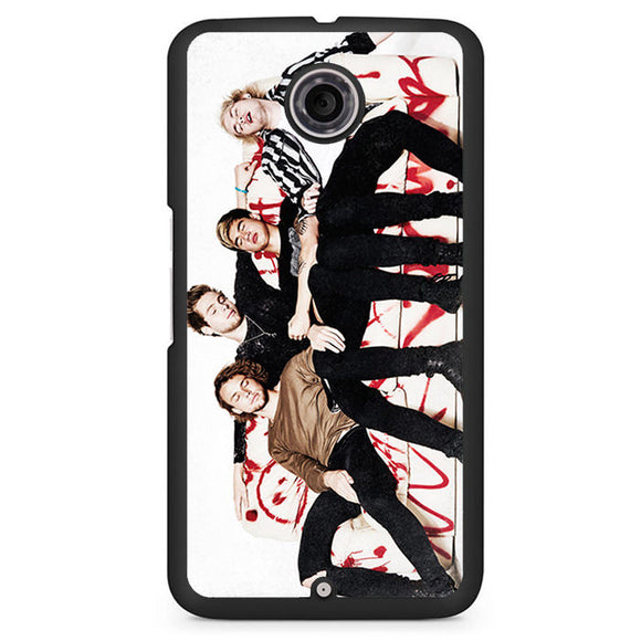 5 Second Of Summer Great Style TATUM-63 Google Phonecase Cover For Nexus 4, Nexus 5, Nexus 6 - tatumcase