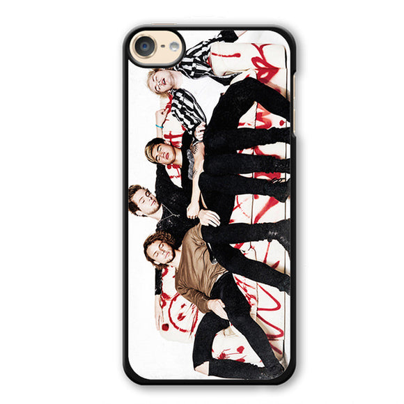 5 Second Of Summer Great Style TATUM-63 Apple Phonecase Cover For Ipod Touch 4, Ipod Touch 5, Ipod Touch 6 - tatumcase