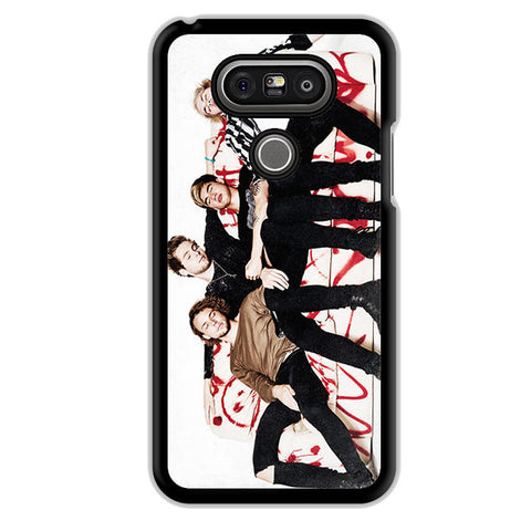 5 Second Of Summer Great Style TATUM-63 LG Phonecase Cover For LG G3, LG G4, LG G5