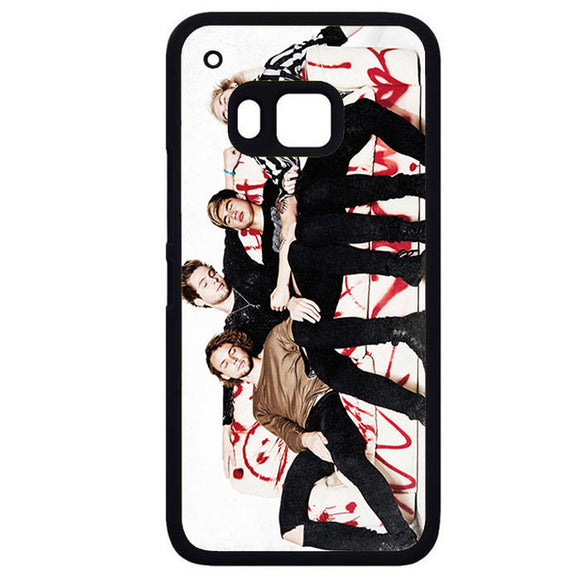 5 Second Of Summer Great Style TATUM-63 HTC Phonecase Cover HTC One M7, HTC One M8, HTC One M9, HTC One X - tatumcase