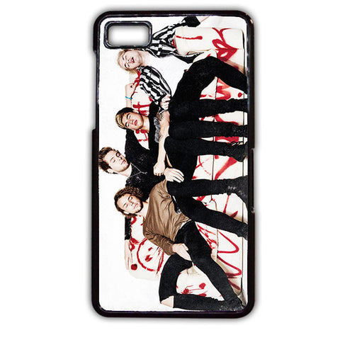5 Second Of Summer Great Style TATUM-63 Blackberry Phonecase Cover For Blackberry Q10, Blackberry Z10