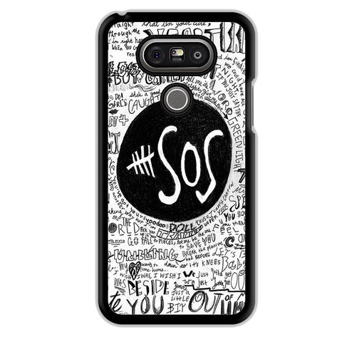 5 Second Of Summer The Music Band TATUM-68 LG Phonecase Cover For LG G3, LG G4, LG G5