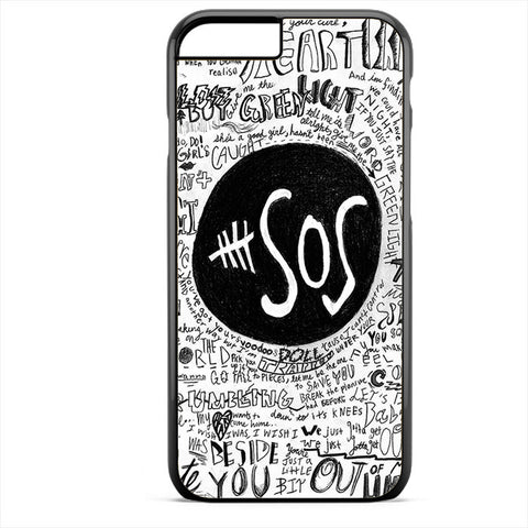 5 Second Of Summer The Music Band TATUM-68 Apple Phonecase Cover For Iphone 4 / 4S, Iphone 5 / 5S, Phone 5C, Iphone 6, Iphone 6 Plus