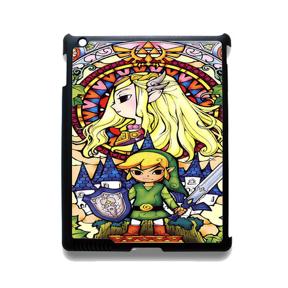 Zelda Wind Waker TATUM-12216 Apple Phonecase Cover For Ipad 2/3/4, Ipad Mini 2/3/4, Ipad Air, Ipad Air 2