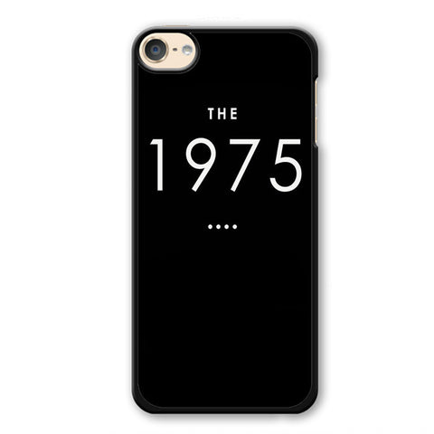 1975 TATUM-01 Apple Phonecase Cover For Ipod Touch 4, Ipod Touch 5, Ipod Touch 6