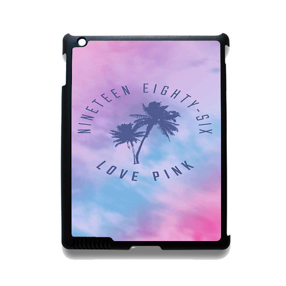 1986 Love Pink TATUM-06 Apple Phonecase Cover For Ipad 2/3/4, Ipad Mini 2/3/4, Ipad Air, Ipad Air 2 - tatumcase