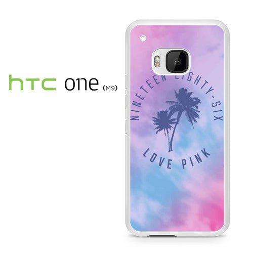 1986 Love Pink - HTC ONE M9 Case - Tatumcase