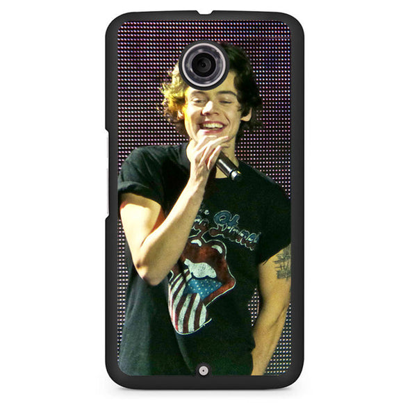 1D One Direction Harry Styles TATUM-07 Google Phonecase Cover For Nexus 4, Nexus 5, Nexus 6 - tatumcase
