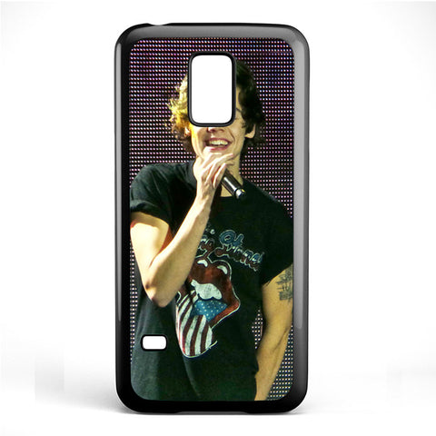 1D One Direction Harry Styles TATUM-07 Samsung Phonecase Cover Samsung Galaxy S3 Mini Galaxy S4 Mini Galaxy S5 Mini