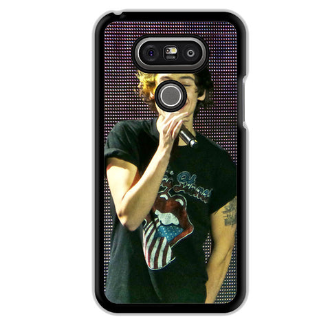 1D One Direction Harry Styles TATUM-07 LG Phonecase Cover For LG G3, LG G4, LG G5