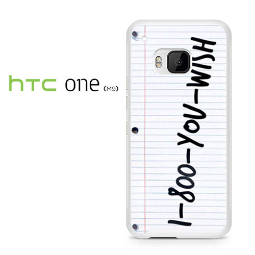 1 800 you wish Z - HTC ONE M9 Case - Tatumcase
