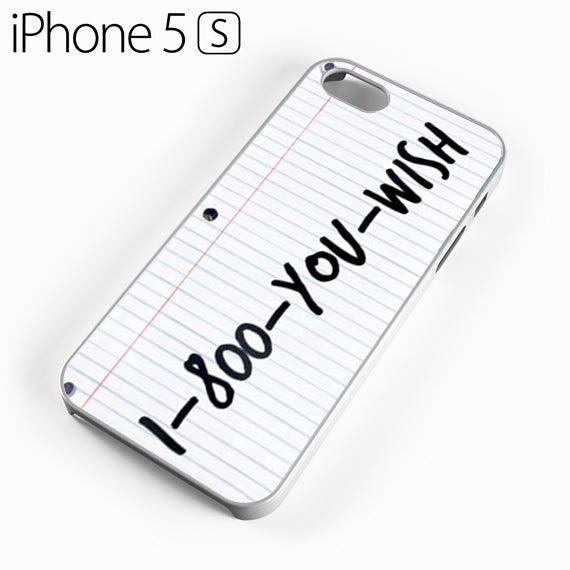 You Wish - iPhone 5 Case - Tatumcase