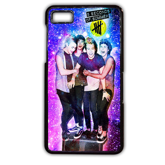 5 Sos Second Of Summer Stereo TATUM-127 Blackberry Phonecase Cover For Blackberry Q10, Blackberry Z10 - tatumcase