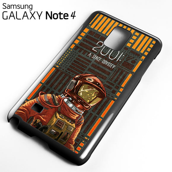 2001 A Space Odyssey GT - Samsung Galaxy Note 4 Case - Tatumcase