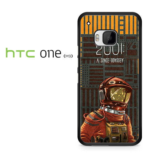 2001 A Space Odyssey GT - HTC ONE M9 Case - Tatumcase