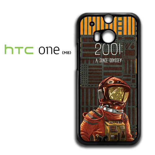 2001 A Space Odyssey GT - HTC M8 Case - Tatumcase