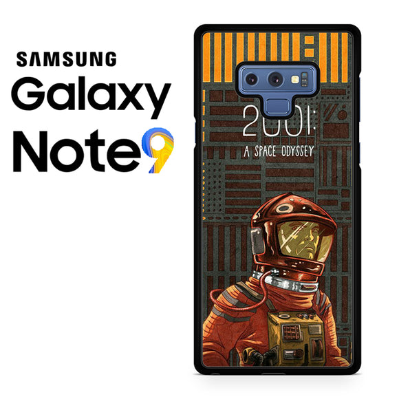 2001 A Space Odyssey GT - Samsung Galaxy NOTE 9 Case - Tatumcase