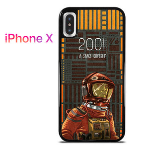 2001 A Space Odyssey GT - iPhone X Case - Tatumcase