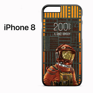 2001 A Space Odyssey GT - iPhone 8 Case - Tatumcase