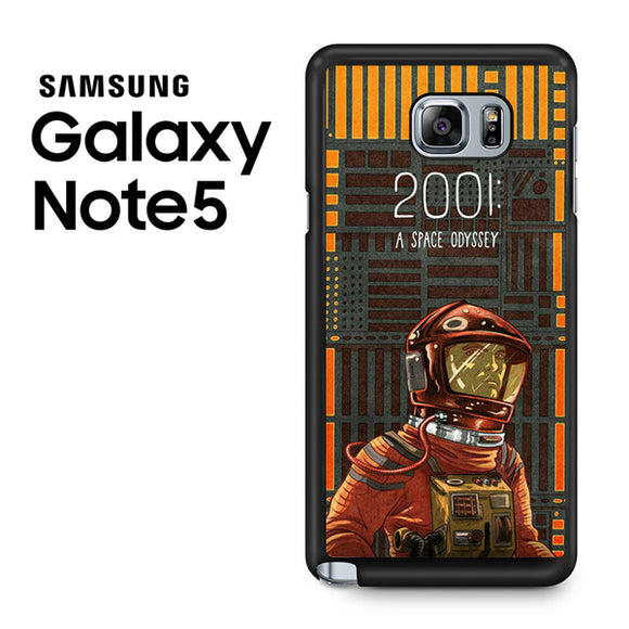 2001 A Space Odyssey GT - Samsung Galaxy Note 5 Case - Tatumcase