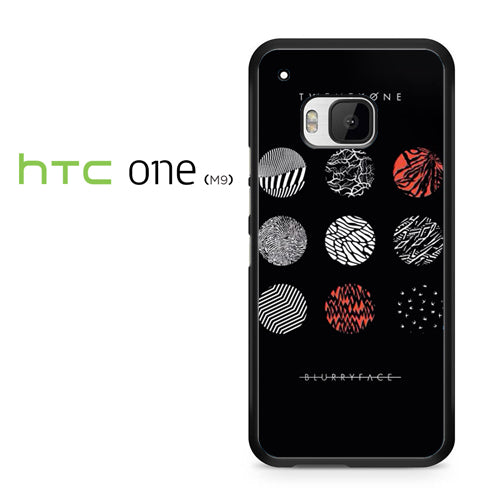 21 Pilots Blurryface - HTC ONE M9 Case - Tatumcase