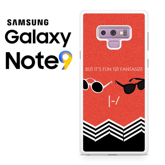 21 Pilots But its Fun - Samsung Galaxy NOTE 9 Case - Tatumcase