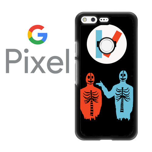 21 Pilots Cool Band- Google Pixel Case - Tatumcase