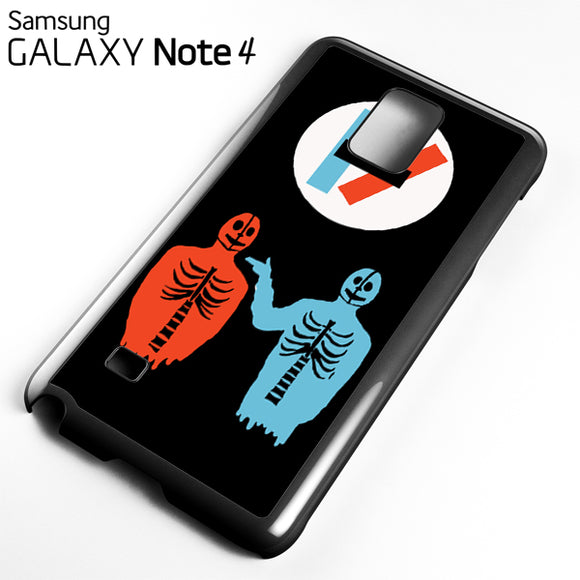21 Pilots Cool Band - Samsung Galaxy Note 4 Case - Tatumcase
