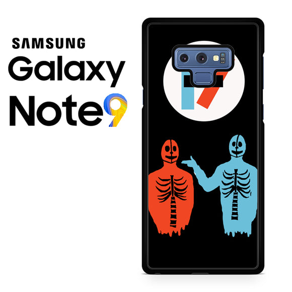 21 Pilots Cool Band - Samsung Galaxy NOTE 9 Case - Tatumcase