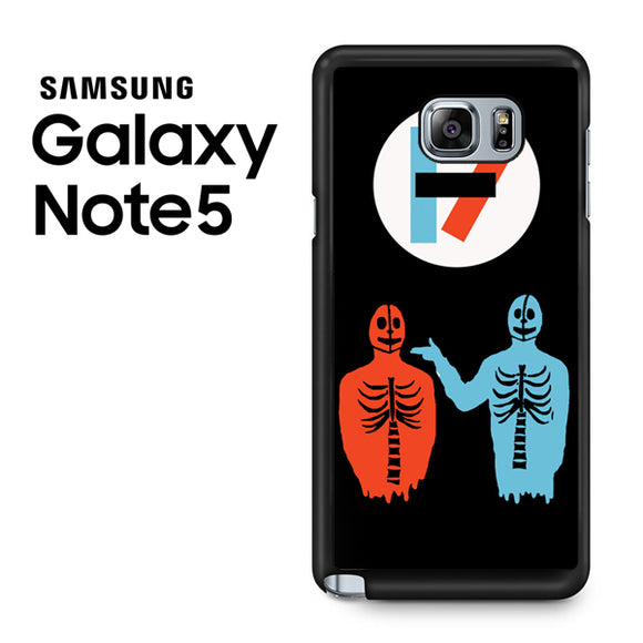21 Pilots Cool Band - Samsung Galaxy Note 5 Case - Tatumcase