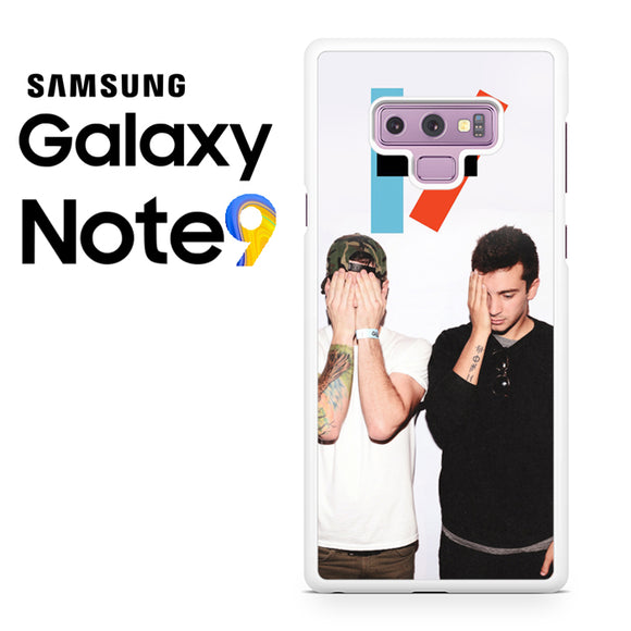 21 Pilots Crew - Samsung Galaxy NOTE 9 Case - Tatumcase