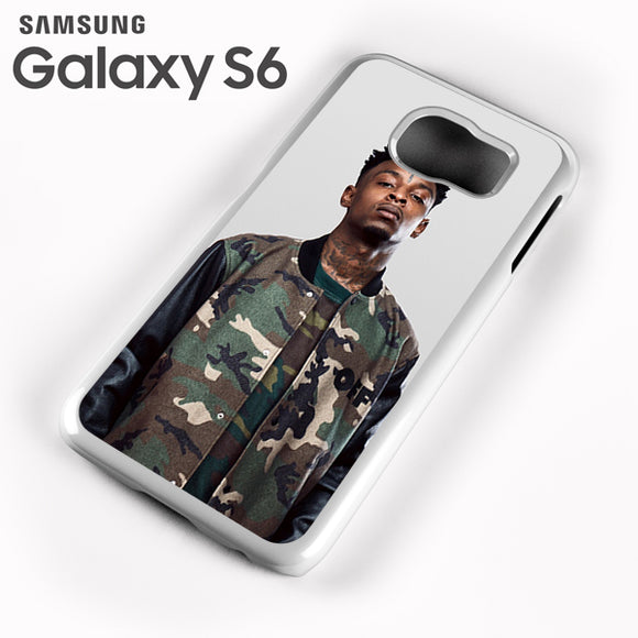 21 Savage 2 GT - Samsung Galaxy S6 Case - Tatumcase