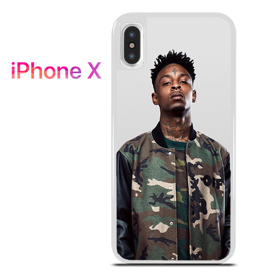 21 Savage 2 GT - iPhone X Case - Tatumcase